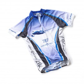 787 Men's Bike Jersey tričko