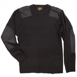 Airliner Sweater -black