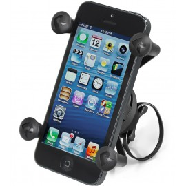 EZ-ON/OFF™ Bicycle Mount with Universal X-Grip® Phone Holder