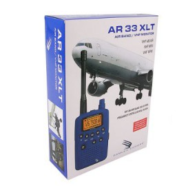 Prijímač - skener leteckého pásma AR-33 XLT