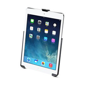 RAM EZ-ROLL'R™ Model Specific Cradle for the Apple iPad Air and iPad Air 2 WITHOUT CASE, SKIN OR SLEEVE