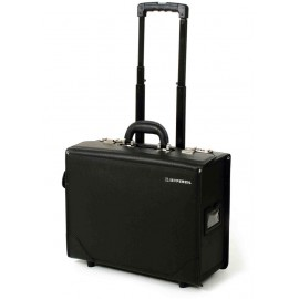 Jeppesen PREMIUM FLIGHT CASE, BLACK