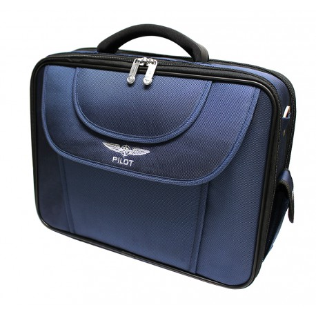 Pilotcase DAILY (blue)
