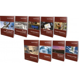 EASA PPL Training - Complete Kit (9 kníh)