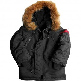 Youth N-3B Parka