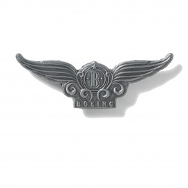 Boeing Stylized Wings Pin