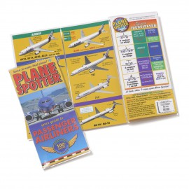 Spotter Cards - Commercial Planes