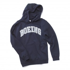 Varsity Pullover Hooded Sweatshirt