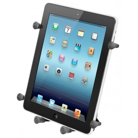 """RAM Universal X-Grip™ II Tablet Holder with 1"""" Ball for Small Tablets"""