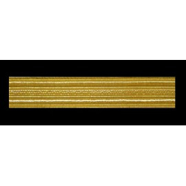 Golden wire for uniforms -1m