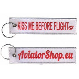 Kiss Me Before Flight White